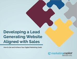 Developing Lead Generating Website
