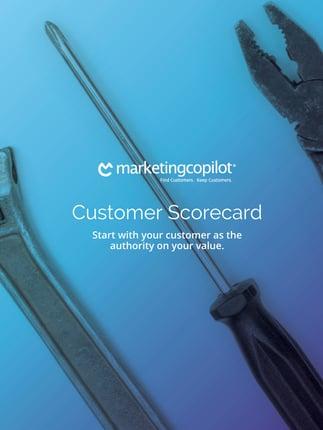 MC Customer Scorecard Workbook