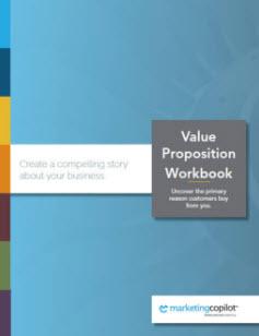 Value Prop workbook